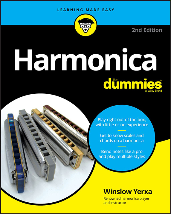 Winslow Yerxa: Harmonica For Dummies